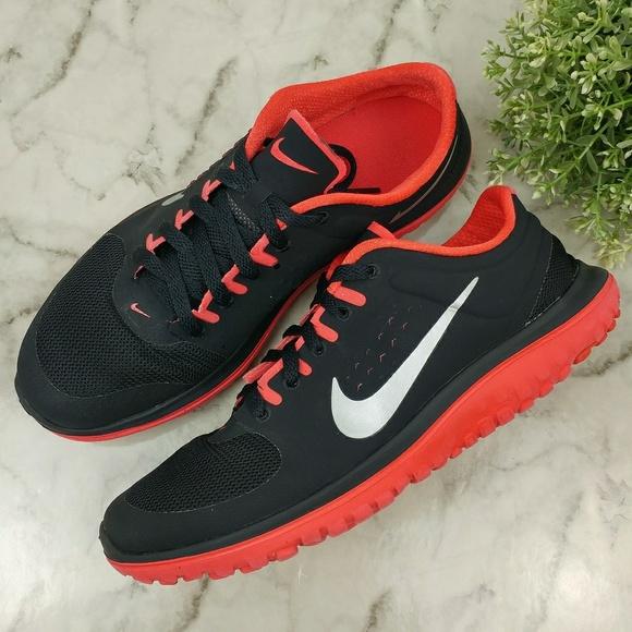 Zapatos Lite Nike Fit Único Lite Zapatos Hombres Negro Running Poshmark 14df12